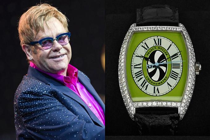 Đồng hồ tiền tỷ của sao - 6