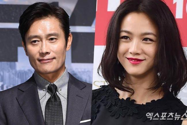 Thang Duy và bạn diễn tiềm năng Lee Byung Hun.