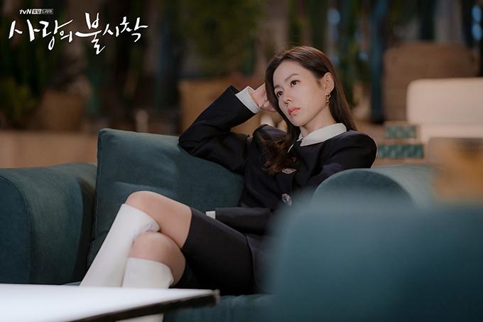 Mặc đẹp như Son Ye Jin trong Hạ cánh nơi anh