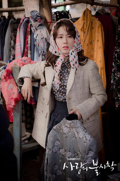 Mặc đẹp như Son Ye Jin trong Hạ cánh nơi anh - 8