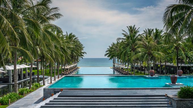 Four Seasons Resort The Nam Hai Hội An là lựa chọn nghỉ dưỡng của nhiều người nổi tiếng.