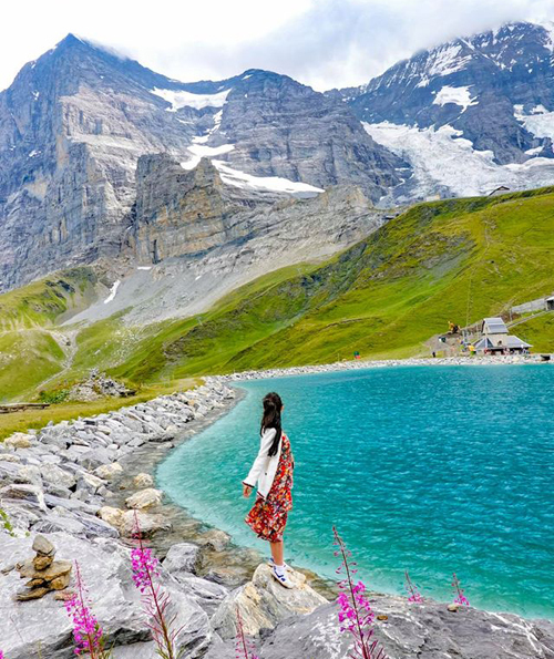 Hành trình Hạ cánh nơi anh ở Thụy Sĩ của cô gái Việt