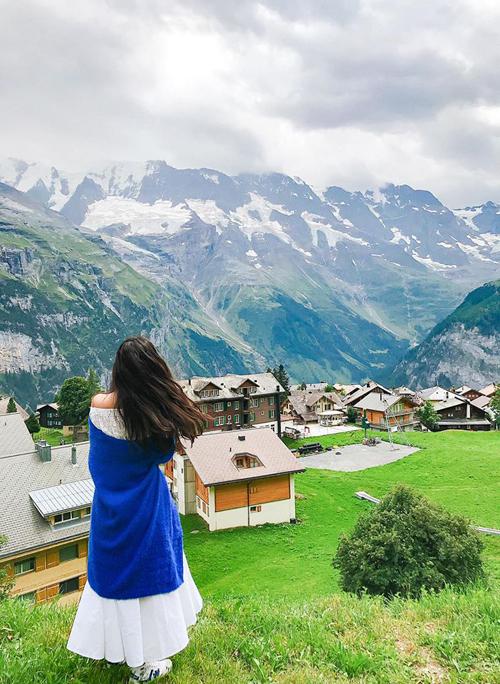 Hành trình Hạ cánh nơi anh ở Thụy Sĩ của cô gái Việt - 10
