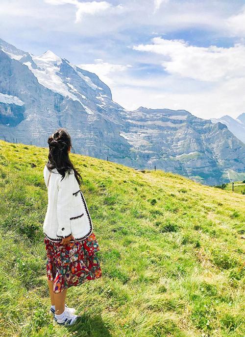 Hành trình Hạ cánh nơi anh ở Thụy Sĩ của cô gái Việt - 11