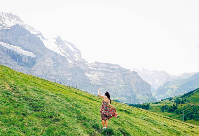 Hành trình Hạ cánh nơi anh ở Thụy Sĩ của cô gái Việt - 2