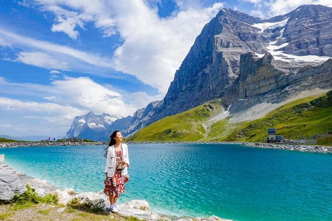 Hành trình Hạ cánh nơi anh ở Thụy Sĩ của cô gái Việt - 3