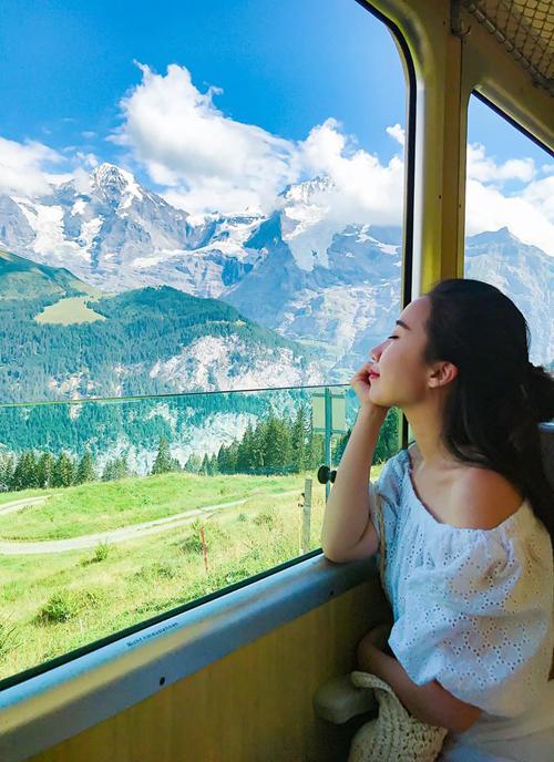 Hành trình Hạ cánh nơi anh ở Thụy Sĩ của cô gái Việt - 5