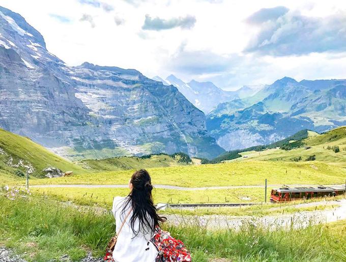 Hành trình Hạ cánh nơi anh ở Thụy Sĩ của cô gái Việt - 6