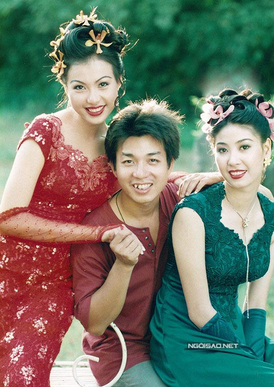 Hà Kiều Anh lần đầu được Đoàn Minh Tuấn chụp áo tắm - 11