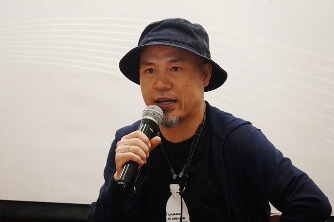 Nhạc sĩ Huy Tuấn.