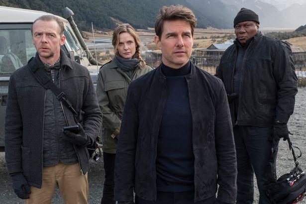 Đoàn làm phim Mission Impossible sơ tán khỏi Italy.