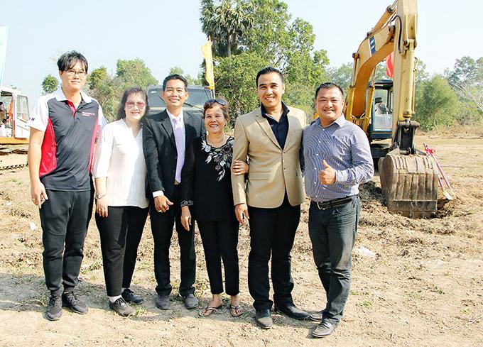 Quyền Linh đầu tư 200 tỷ đồng xây làng Khmer
