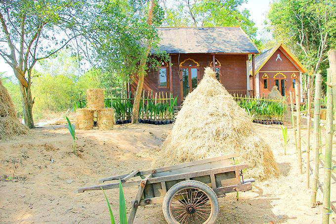 Sau khi hoàn thành, ngôi làng này sẽ trở thành làng Khmer đầu tiên được xây dựng tại tỉnh Sóc Trăng. Dự án được đánh giá là góp phần bảo tồn văn hoá Khmer và được kỳ vọng trở thành khu du lịch, văn hoá nổi tiếng, tạo công ăn, việc làm cho người dân tộc Khmer đang sinh sống tại đây.