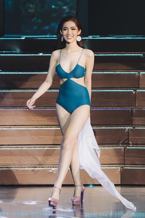 Nhật Hà xinh đẹp và gợi cảm ở thời điểm hiện tại. Mỹ nhân 24 tuổi từng dự thi Hoa hậu Chuyển giới Quốc tế 2019 và vào top 6 chung cuộc.