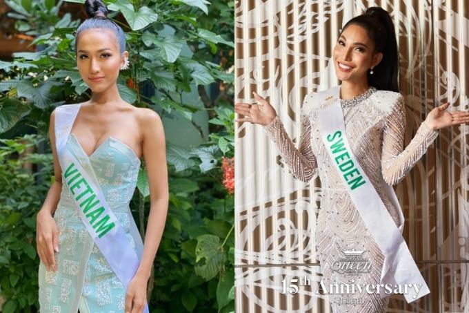 Hoài Sa (trái) và Vicky Trần lên tiếng giải quyết tranh cãi không đáng có.