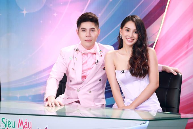Chương trình Siêu mẫu nhí 2020 được phát sóng vào 19g30 chủ nhật hàng tuần trên kênh truyền hìnhVTV9.