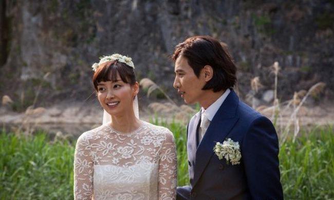 Vợ chồng Lee Na Young - Won Bin.