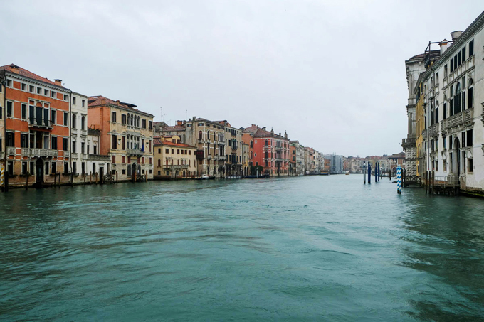 Venice faced a tourist drop due to the flooding last year, with coronavirus affecting them even further