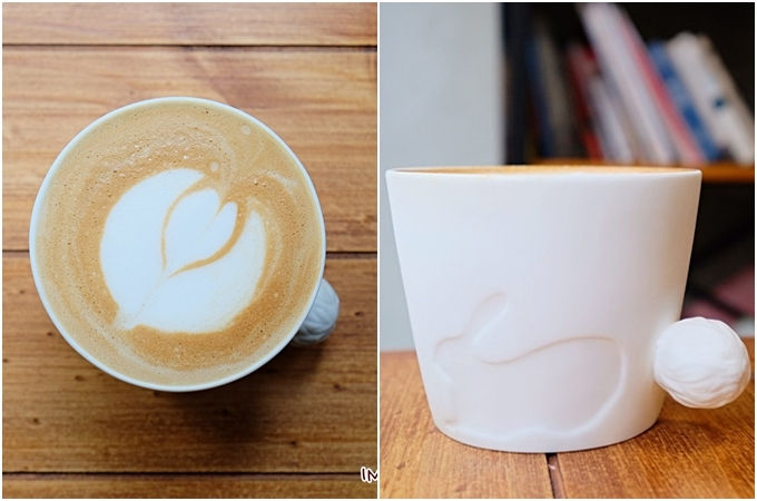 Trải nghiệm tiệm cà phê 'xuyên không' ở Đài Loan - ảnh 5