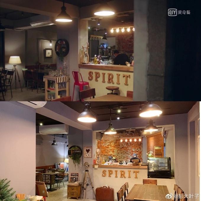 Check in quán cà phê 'xuyên không' tại Đài Loan - ảnh 2