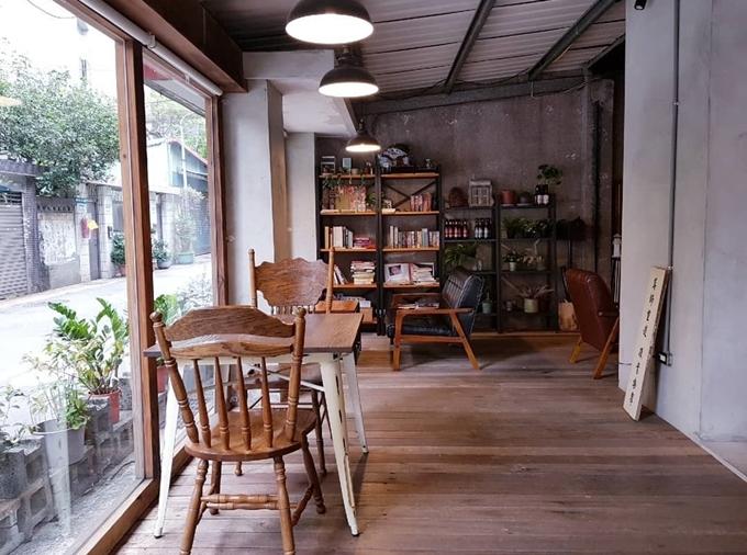 Trải nghiệm tiệm cà phê 'xuyên không' ở Đài Loan - ảnh 3