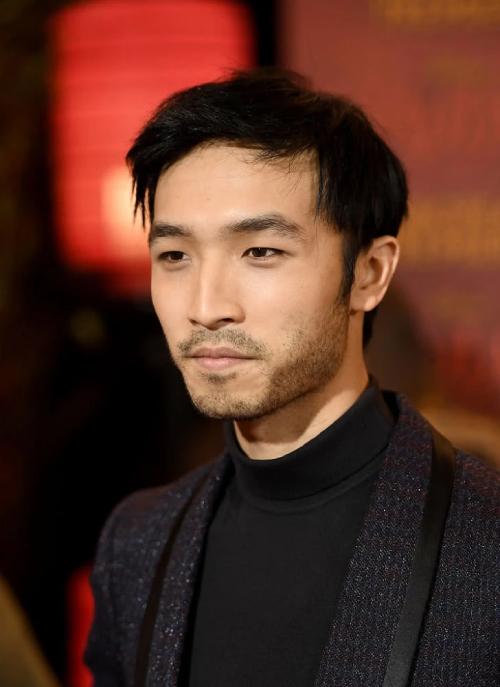 Yoson An, bạn diễn chính của Lưu Diệc Phi.