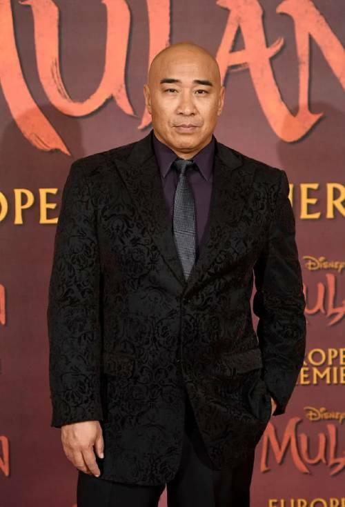 Tài tử Ron Yuan.