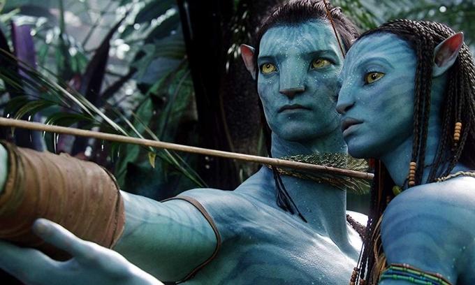Hình ảnh trong Avatar phần 1.