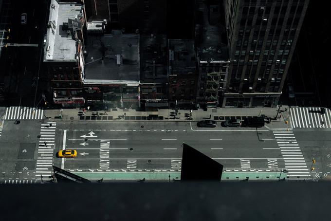 New York vắng vẻ đến điên rồ vì Covid-19 - 4