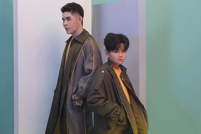 Huỳnh Phong Vinh là một trong những ngôi sao sáng giá của câu lạc bộ người mẫu nhí Pinkids. Em cũng là cậu học trò được đạo diễn Nguyễn Hưng Phúc dành nhiều công sức và tâm huyết đào tạo.