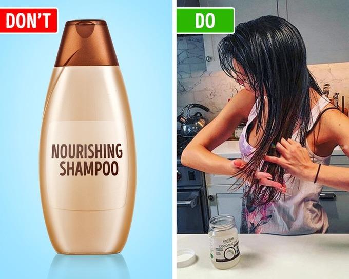 7 lý do làm tóc nhanh bết và cách khắc phục - Ảnh 3.