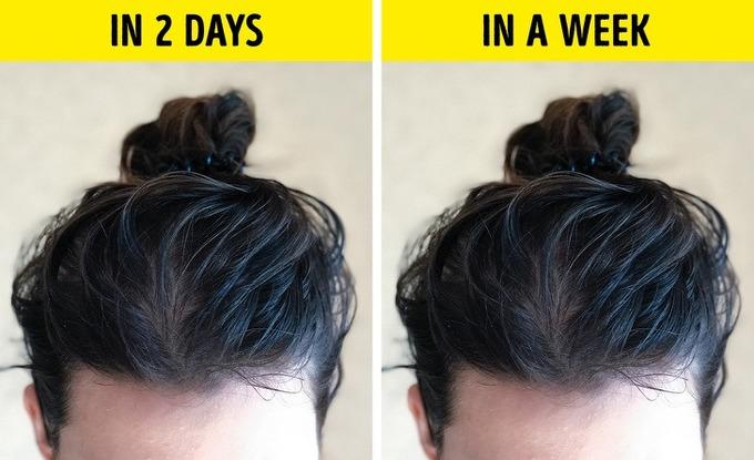 7 lý do làm tóc nhanh bết và cách khắc phục - Ảnh 6.