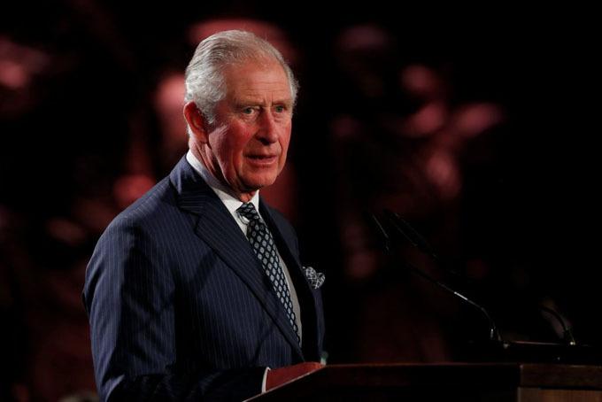 Thái tử Charlestham dự diễn đàn Thế giới tưởng nhớ các nạn nhân Holocaust ở Yad Vashem, Israel, hồi tháng 1. Ảnh: Reuters.