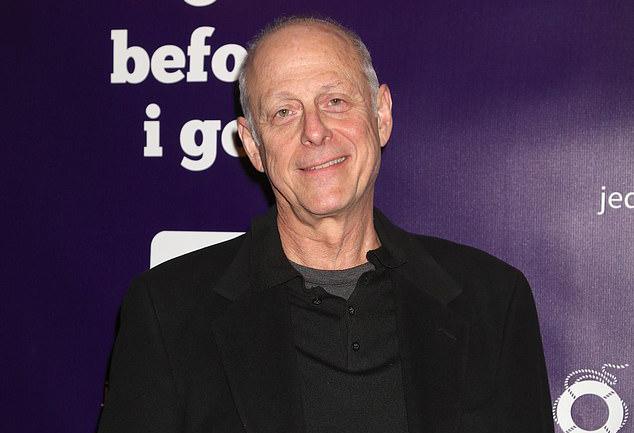 Nam diễn viên Mark Blum. Ảnh: Rex.