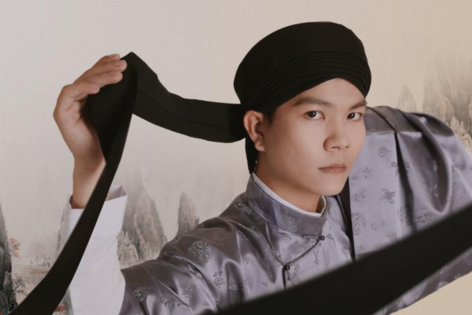 Ca sĩ Jang Nguyễn.