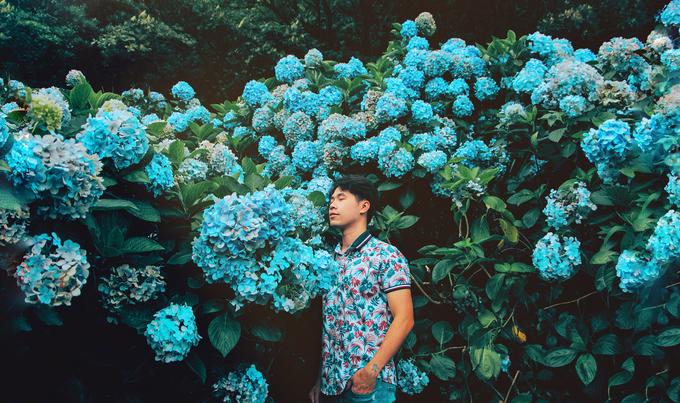 Bốn mùa Đài Loan qua ống kính chàng trai Việt