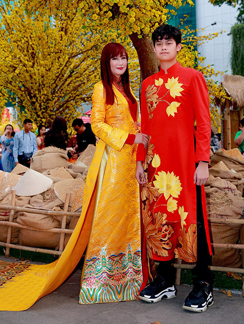 Các consao Việt có chiều cao vượt trội - 16