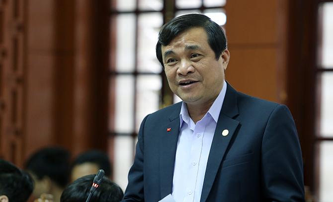 Ông Phan Việt Cường, Bí thư Tỉnh ủy Quảng Nam. Ảnh: Sơn Thủy.
