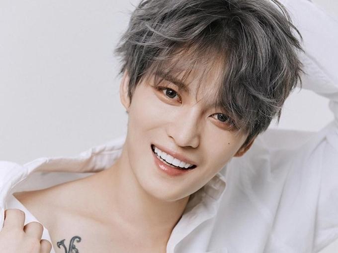 Ca sĩ Kim Jae Joong.