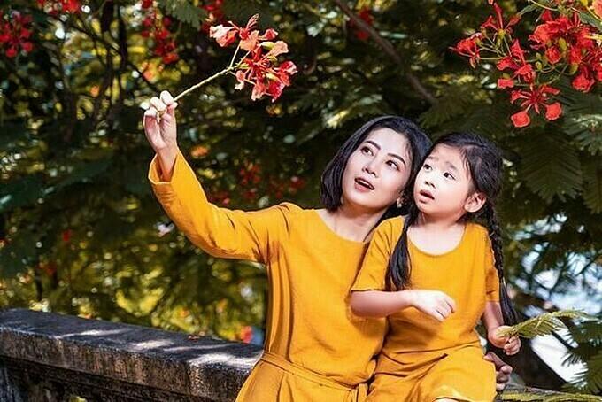 Mai Phương cố gắng đi du lịch cùng con gái trước khi qua đời.