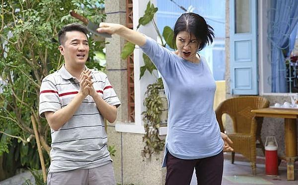 Trang Trần và Đàm Vĩnh Hưng có mối quan hệ thân thiết.