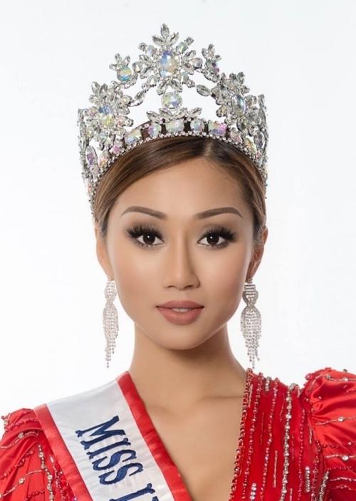Hoa hậu Việt Nam Toàn cầu 2017 -Jacqueline Đặng.