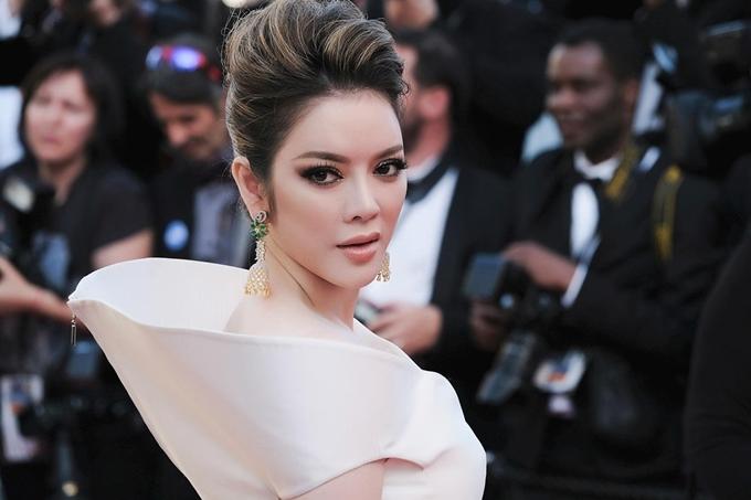Lý Nhã Kỳ là đại diện quen thuộc của Việt Nam trên thảm đỏ Cannes.