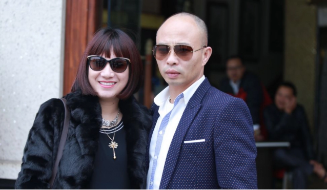 Vợ chồng Đường Nhuệ bị bắt tạm giam sau khi đánh một phụ xe thương tật 14%. Ảnh Facebook.