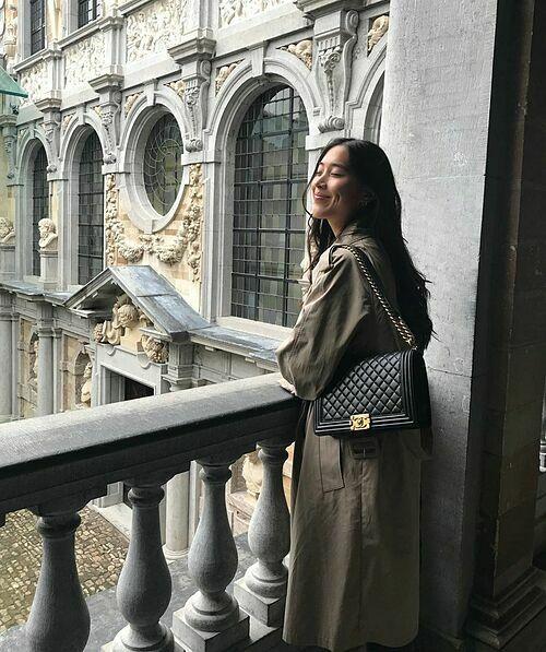 Y Vân bình thản trước ồn ào tình cảm của Huỳnh Anh.