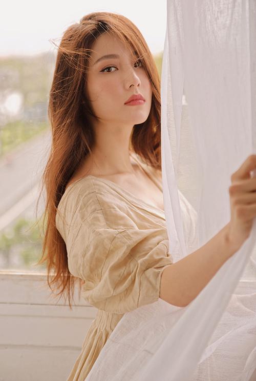 Nữ diễn viên hy vọng khán giả sẽ yêu quý hình ảnh của mình cả trong phim lẫn ngoài đời.
