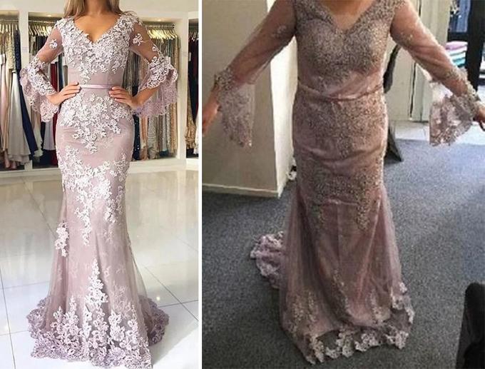 đầm dạ hội online