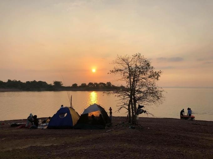 Điểm cắm trại trong ngày gần Sài Gòn - 12