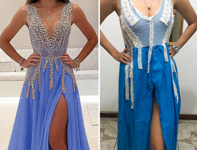 Mua đầm dạ hội online và cái kết - 2