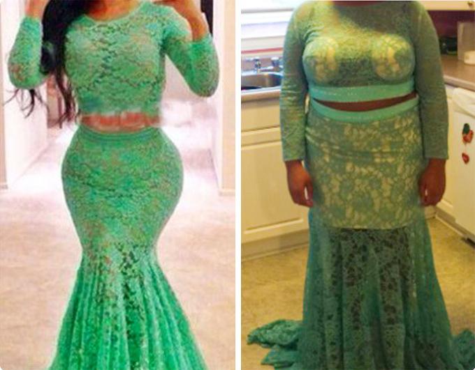 Mua đầm dạ hội online và cái kết - 12